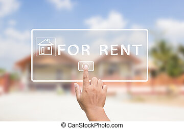 Realestate Business, For Rent