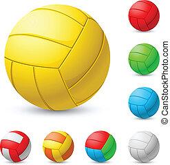 realista, voleibol
