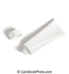 blank tube