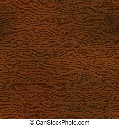 Realistic brown wooden texture, seamless pattern