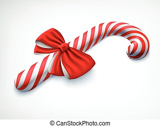 Realistic Candy Cane
