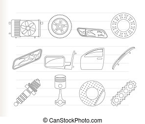 Realistic Car Parts and Services