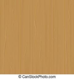 Realistic Cardboard Texture