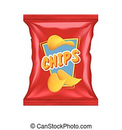 Realistic Chips Package