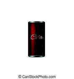 Realistic Cola Can