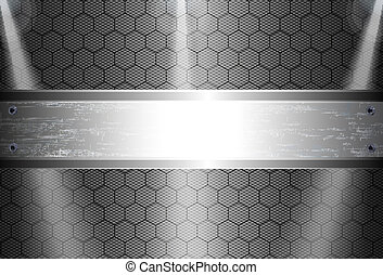 realistic dark carbon fiber