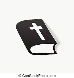 realistic design element: bible