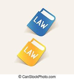 realistic design element: constitution