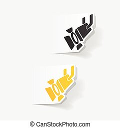 realistic design element: spotlight