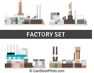 Realistic Factory Set