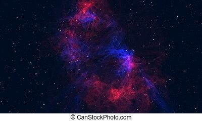 Galaxy Milky Way Animation - Realistic Galaxy Milky Way...