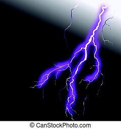 Realistic lightning 2