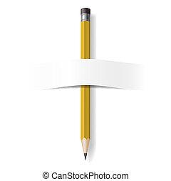 Realistic Pencil
