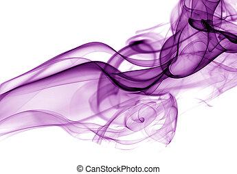 realistic smoke background