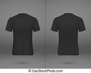 Mockup of football team uniform. realistic template soccer jersey 241b1415a