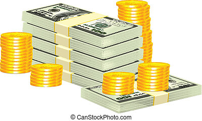 Realistic Vector Money