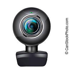 realistic webcam