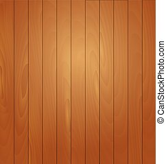 realistic wood background vector illustration