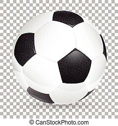 realistico, palla calcio