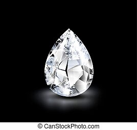 realistisch, diamond.