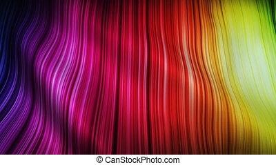 realistisch, regenboog, ??µat?sµ?? s?µa???, in de wind