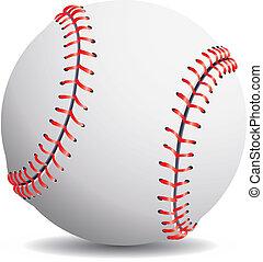 realistisk, baseball