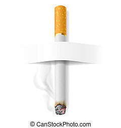 realistyczny, papieros