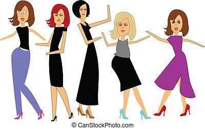 reality show ladies