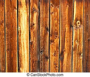 really, viejo, alerce, textura de madera