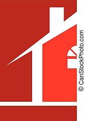 Realtor Red logo