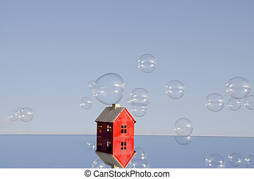 realty price bubbles