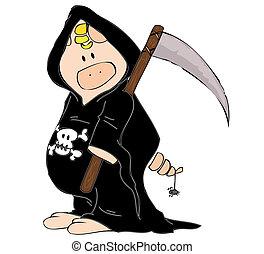 Reaper pig.
