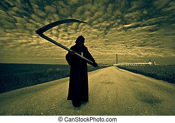 reaper severo, estrada