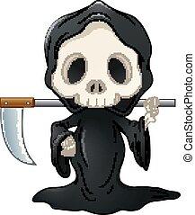 reaper, sinistre, dessin animé