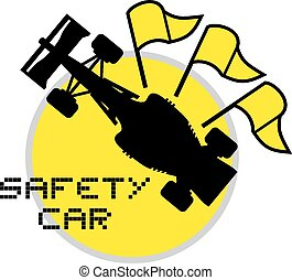 Safety car - reative design of Safety car