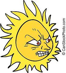 rebel sun - Creative design of rebel sun