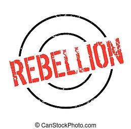 Rebellion rubber stamp