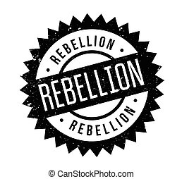 Rebellion rubber stamp
