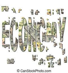 rebuilding, economía americana