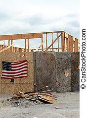 Rebuilging after Hurricane Sandy