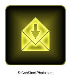 Receive e-mail icon