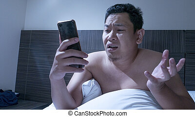 Receiving Bad News on Phone at Midnight