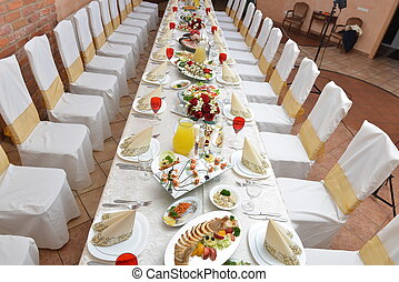 recepción wedding