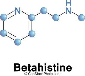 receptors., betahistine, histamine
