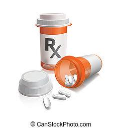 receptpligtig flaske