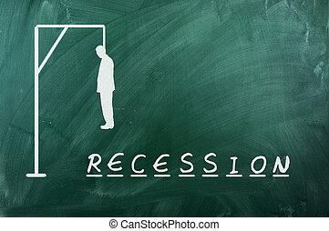 recesión