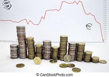 recessione, economico