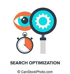 recherche, optimization