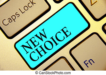 rechnen, foto, eins, edv, noch ein, tastatur, blaues, hinzufügen, schreibende, merkzettel, intention, choice., wählen, los, zwischen, neues geschäft, ausstellung, schlüssel, reflexion, optionen, showcasing, haben, document.