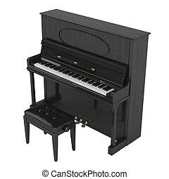 rechte piano
